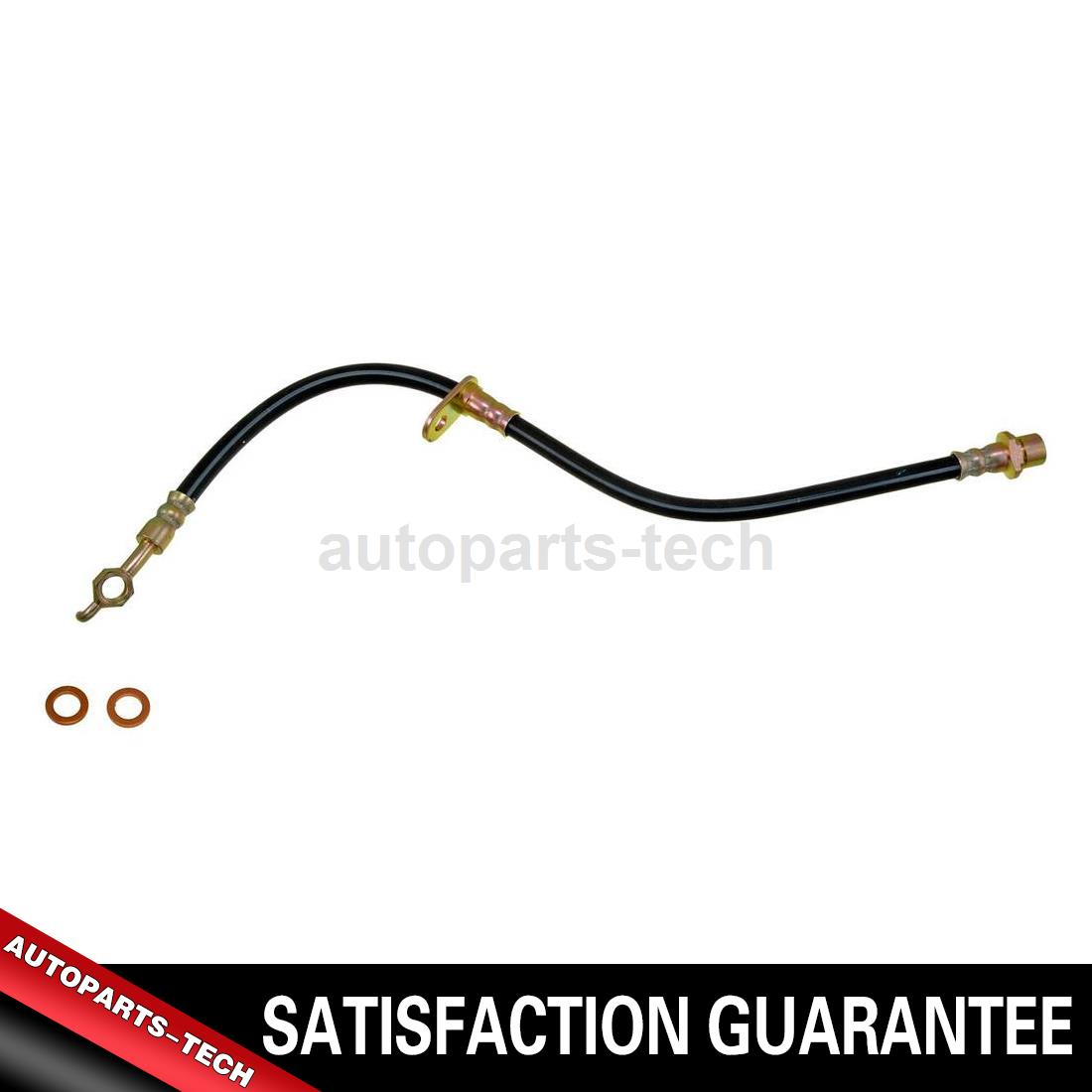 First Stop Front 1PCS Brake Hydraulic Hose Lock Clip For Toyota Dorman