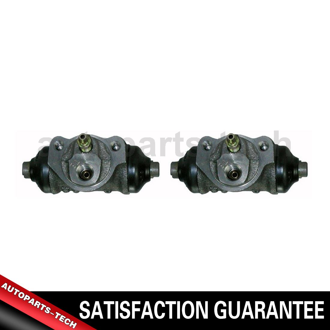 Fits 1998-2008 Subaru Forester Wheel Cylinder Rear Centric 27373CB 2004 2001 200