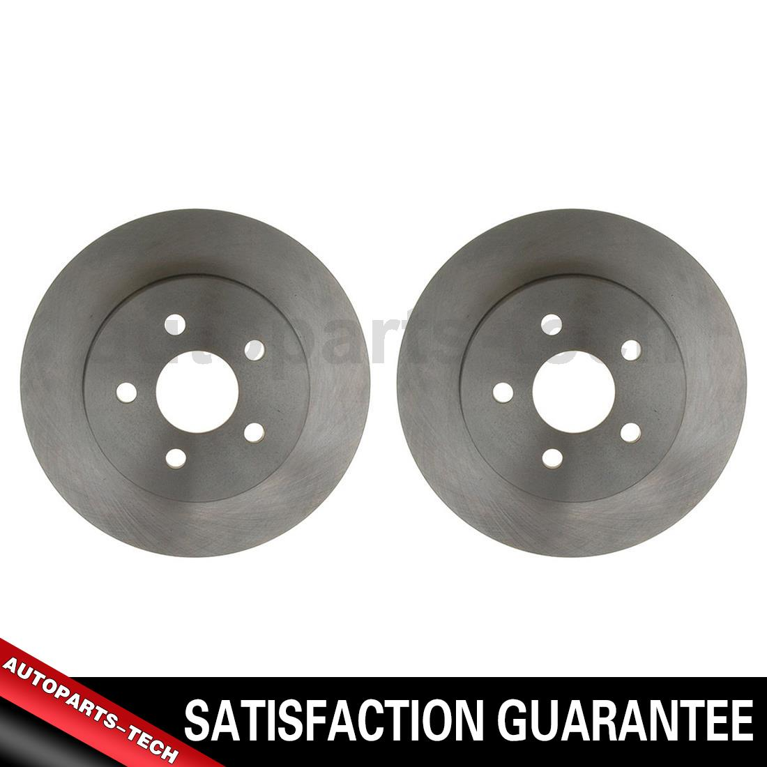 2006 2007 for Pontiac Montana Front /& Rear Brake Rotors and Pads