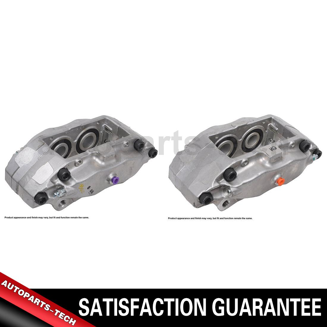 2x Cardone Ultra Front Left Front Right Disc Brake Caliper