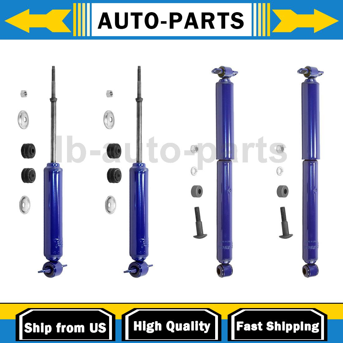 MONROE Front /& Rear Shock Strut Set of 4 For Buick Chevy Olds Pontiac