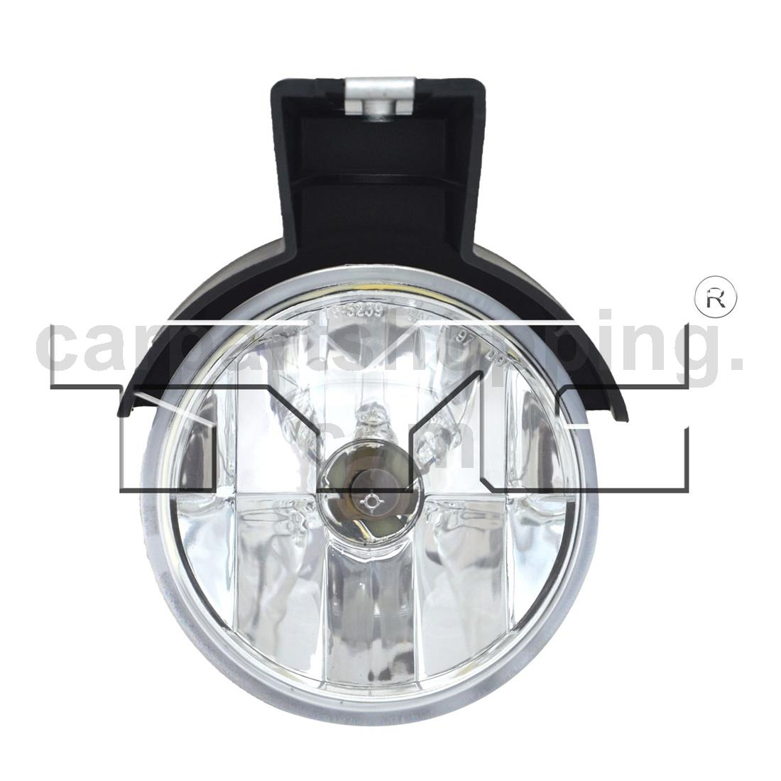 4 Tyc Headlight Assembly Fog Light Assembly Left Right For