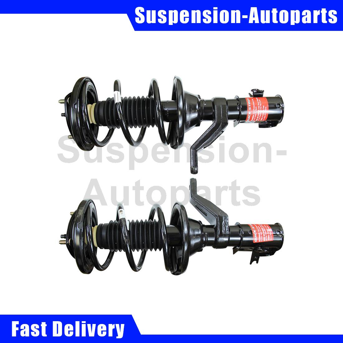 For 2002-2004 Acura RSX Strut and Coil Spring Assembly Front Left Monroe 63525GN
